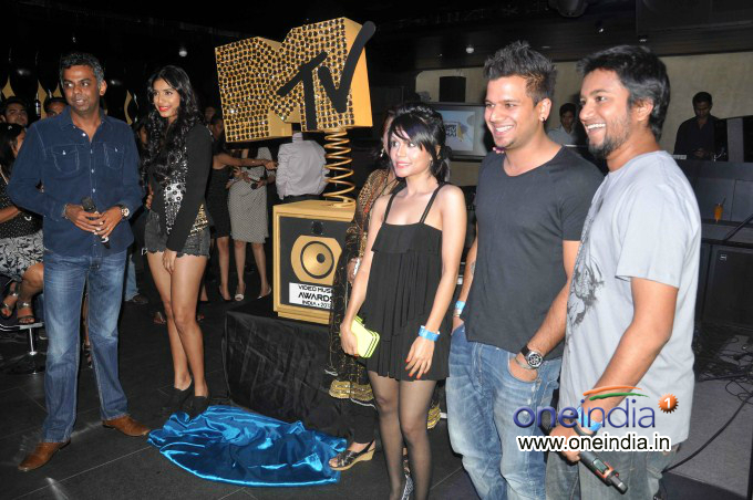 MTV Music Video Awards Pre Awards party