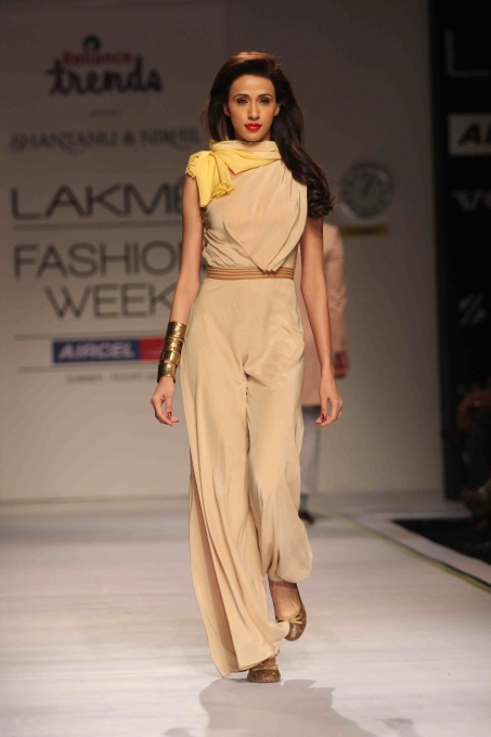 Lakme Fashion Week Summer Resort 2013 Grand Finale