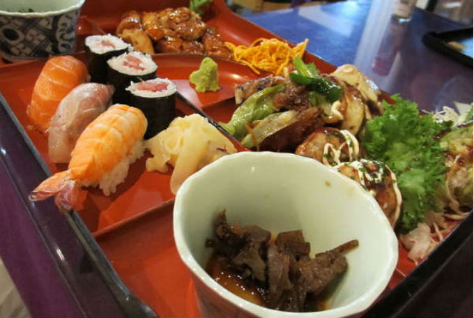 how to talk about healthy food japanese