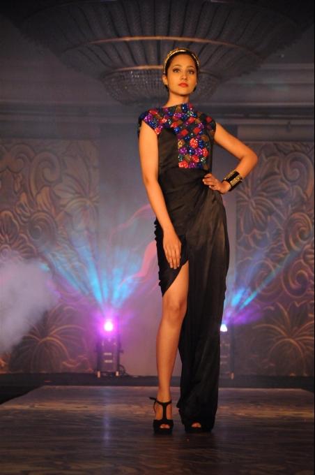 Chrysalis fashion show @ The Leela
