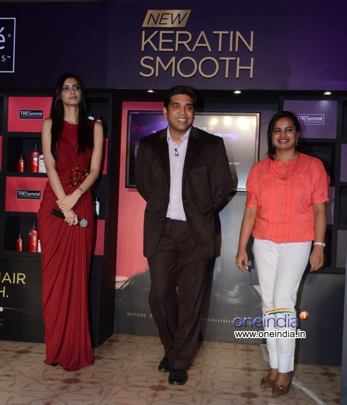 Diana Penty Launch TRESemme Hair Care Products