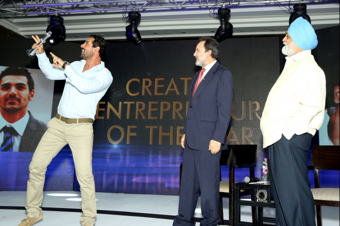 NDTV Profit Business Leadership Awards 2012