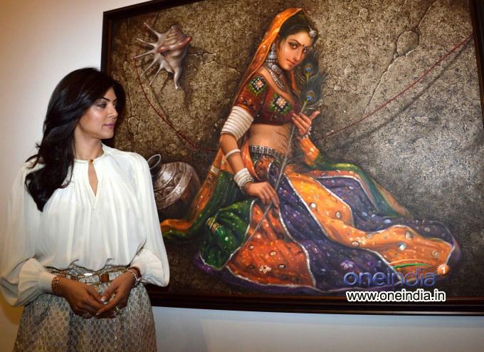 Inauguration of an Art Exhibition Women & We Men