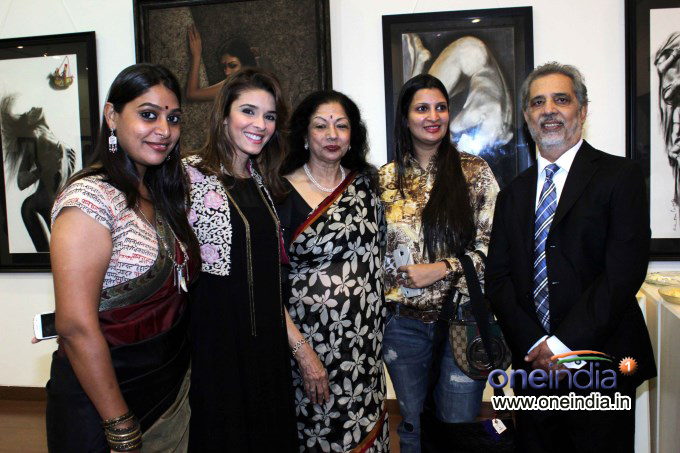 Inauguration of an Art Exhibition Women & We Men