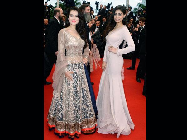 Stunning Ameesha Patel At Cannes