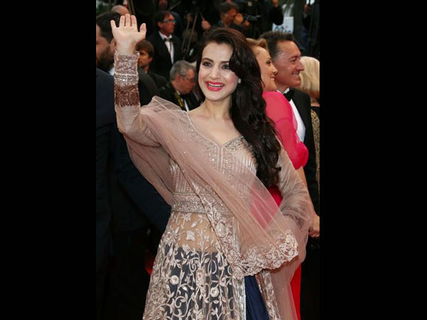 Stunning Ameesha Patel At Cannes