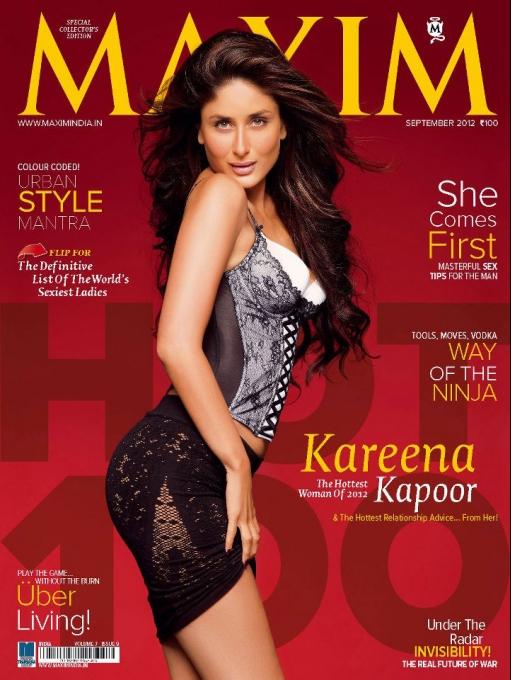 Kareena Kapoor Magazine