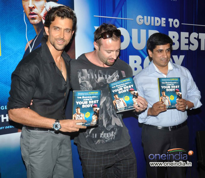 Kris Gethin's Guide to Your Best Body Book Launch