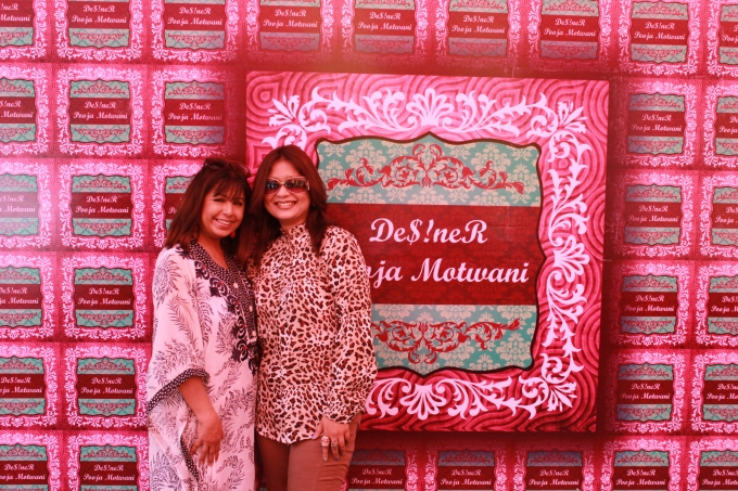 Fashion Designer Pooja Motwani Store Launch