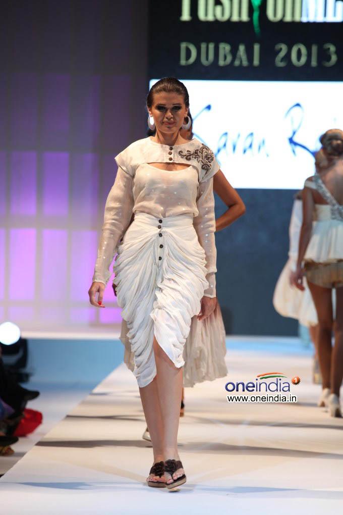 Fashion Me 2013 Finale Show at Dubai