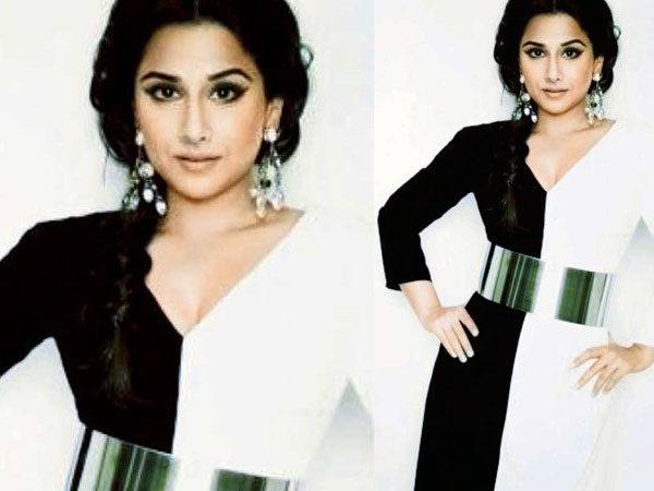 Madhuri In Nikhil Thampi's High-Low Top