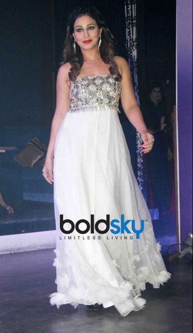 Sonalika Pradhan Fashion Show at Gitanjali