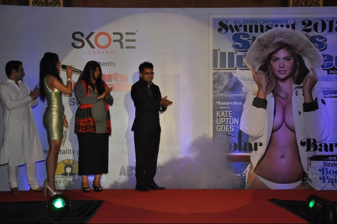 Sport Illusted India Launched Their Iconc Swimsuit Issue 2013