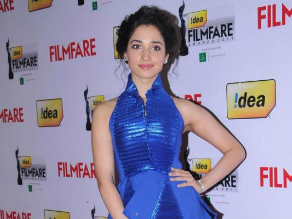 Tamanna Bhatia Glams In Karen Millen