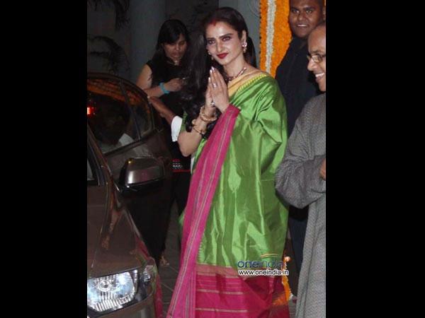 10 Gorgeous Rekha Silk Sarees We Love!