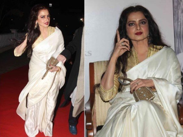 10 Gorgeous Rekha Silk Sarees We Love!