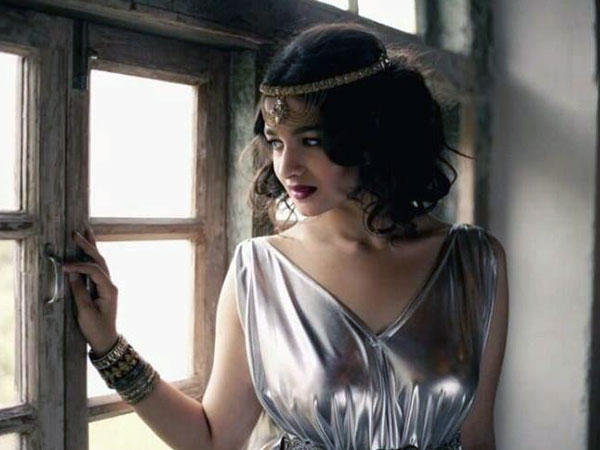Alia Bhatt's Great Gatsby Inspired Photoshoot