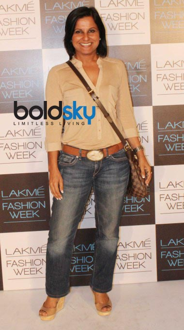 Audition of Lakme Fashion Week