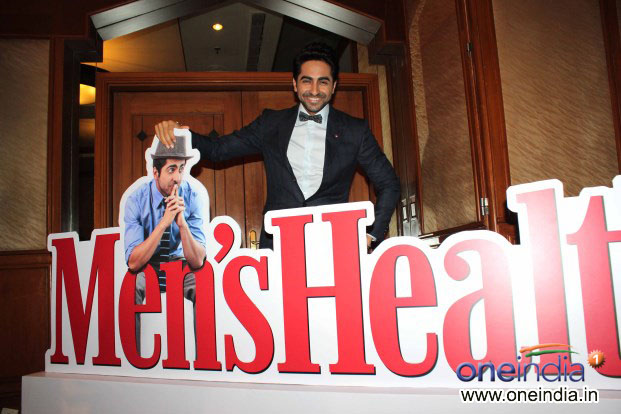 Ayushmann Khurrana launch Men's Health Magazine July cover