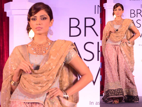 Bridal Lehengas From IBFW Preview