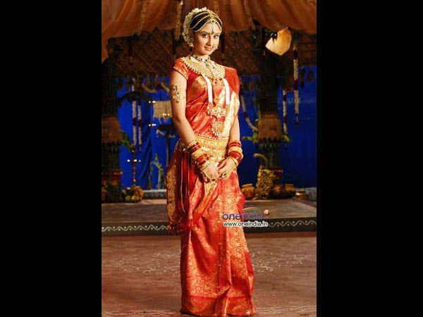 Celebrities In Silk Sarees