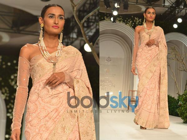 Day 2 IBFW: Meera, Muzaffar Ali's Awadh Collection