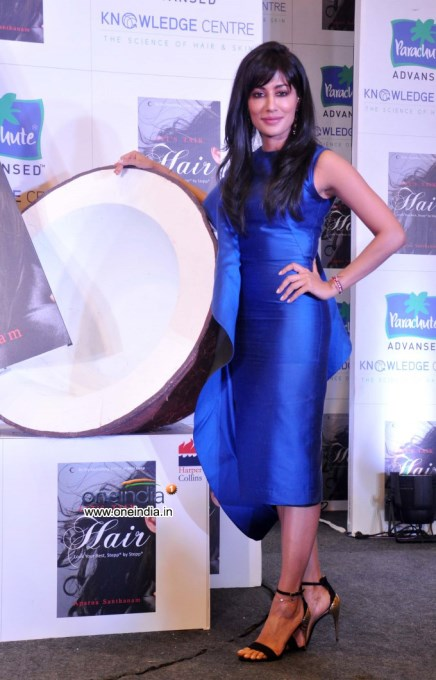 Chitrangada Singh launches of Dr Aparna Santhanam's