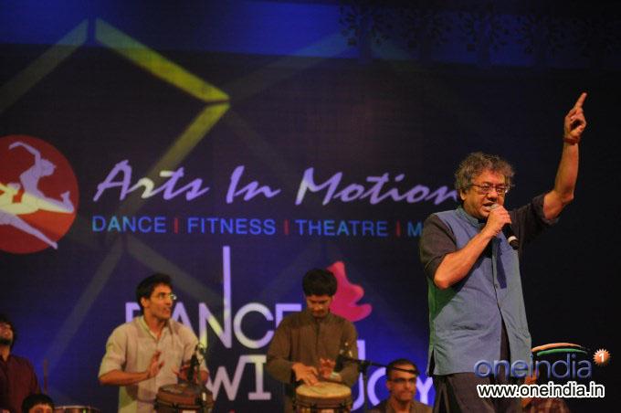 Art in Motion dance studio annual festival 2013