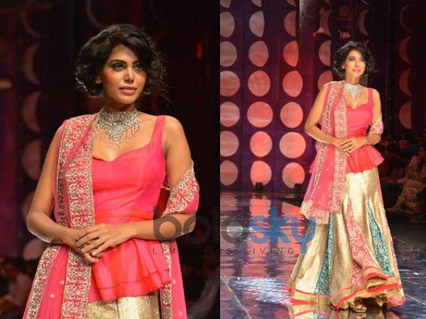 Day 2: Jyotsna Tiwari s Fusion Collection At IBFW 2013
