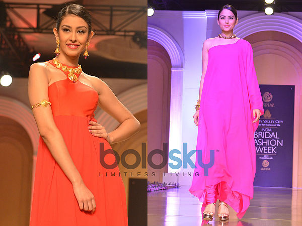 Day 6 Of IBFW 2013: Alia Bhatt Shines For AZVA