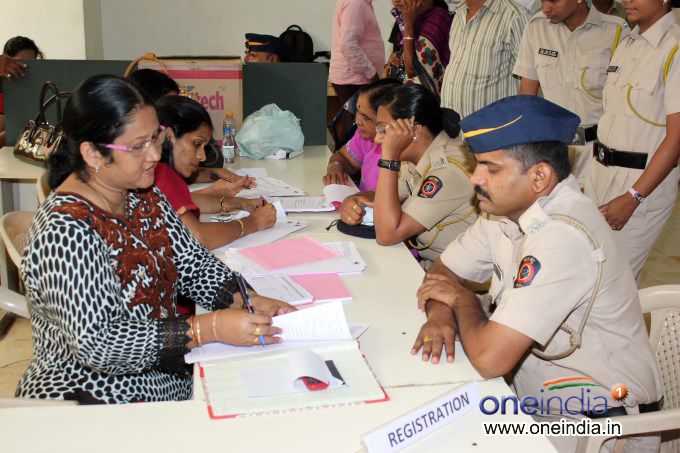Free cancer check up clinic conducted by the CPAA