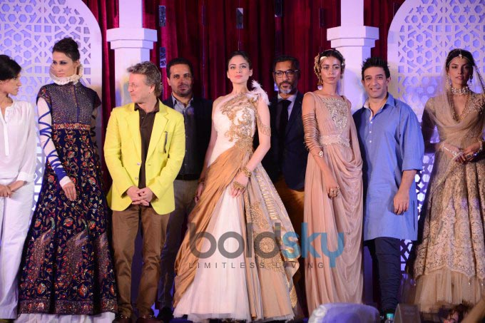 India Bridal Fashion Week Press Preview