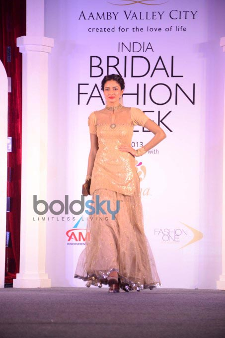 India Bridal Fashion Week Press Preview