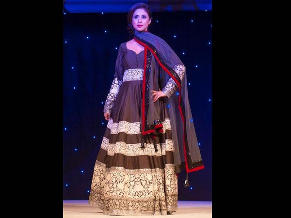 Indian Anarkali-Style Gowns: Trend Alert