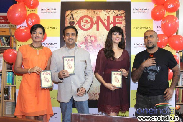 Launch of Shriya Sekhsaria's book One