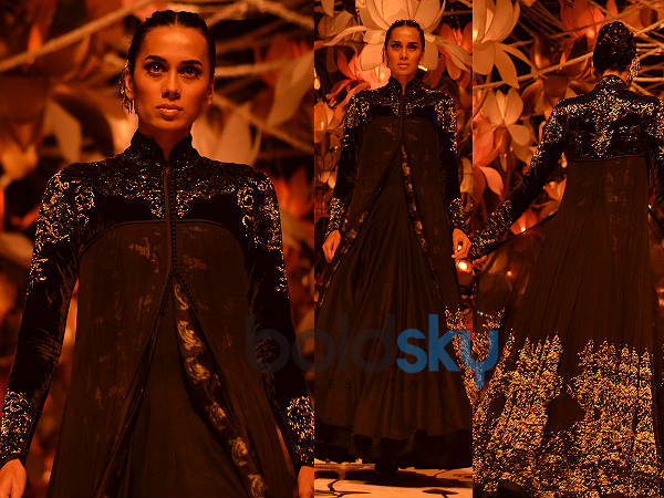 Rohit Bal's Bridal Collection At IBFW 2013