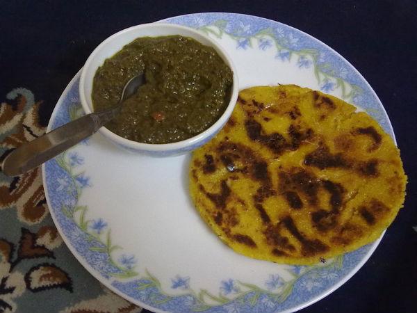 Sarson Ka Saag: A Punjabi Delicacy