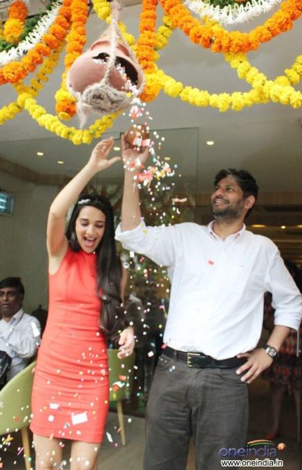 Tara Sharma Inaugrates Pinkberry frozen yogurt store