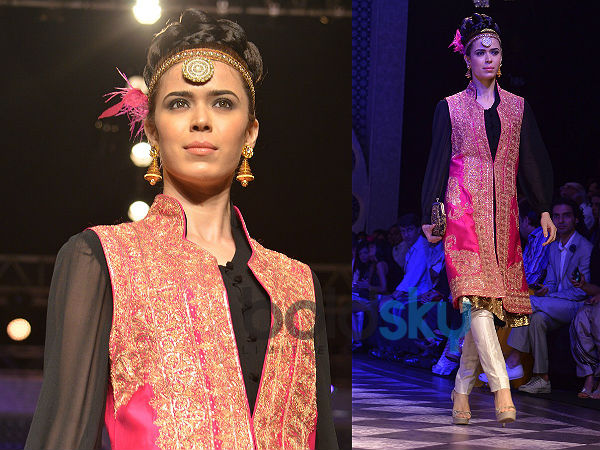 Traditional Hair Accessories From IBFW 13