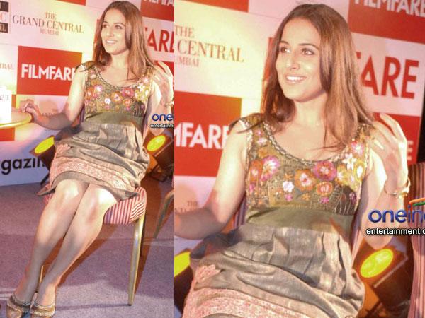 Worst Of Vidya Balan's Fashion Disasters