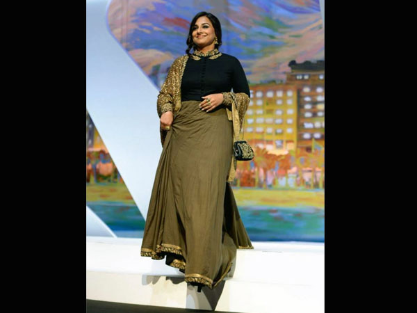 Worst Of Vidya Balan's Fashion Disasters