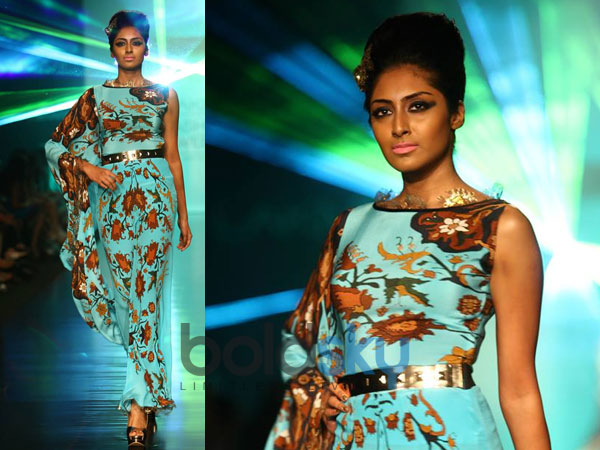LFW 2013: Curious  Kaftans To Try