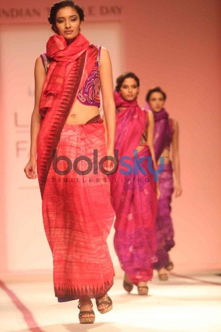 LFW 2013:Day-4 Krishna Mehta