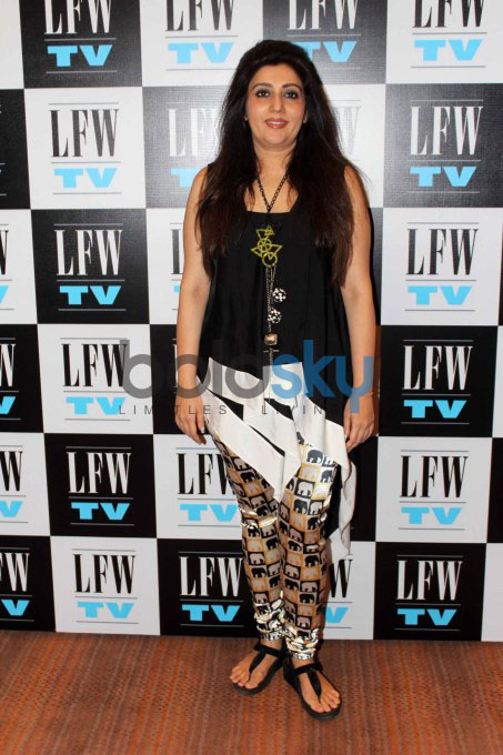 Lakme Fashion Week 2013