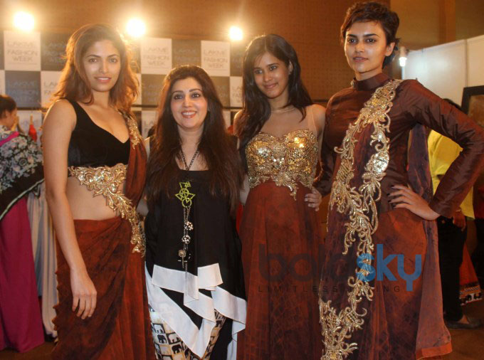 Lakme Fashion Week 2013