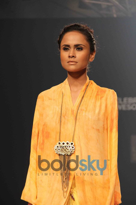 LFW 2013:Day-4 lotus sutra show