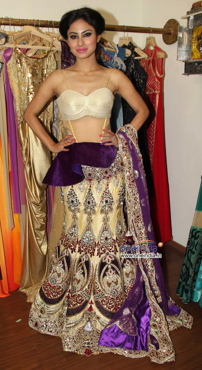 Rohit Verma launches his new festive collection