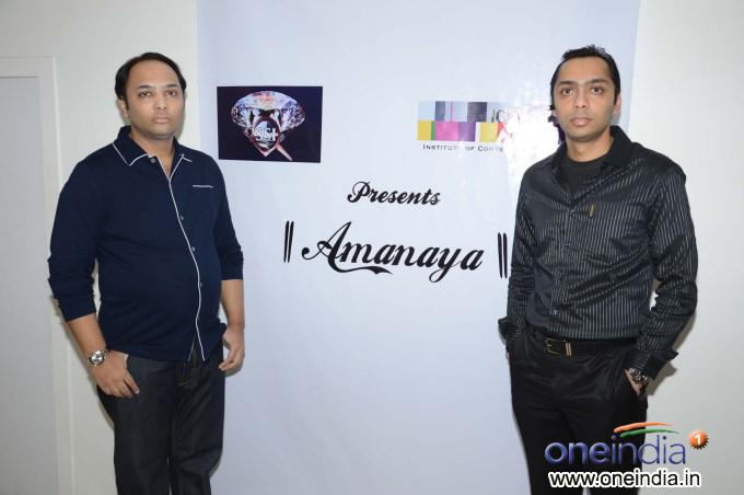 Amanaya art and Sagar Samir International Jewellery Fashion show