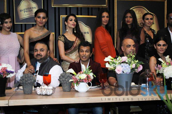 Blenders Pride Fashion Tour 2013