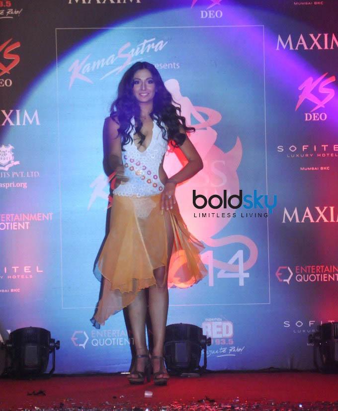 Magazine Launch of Maxim 2013